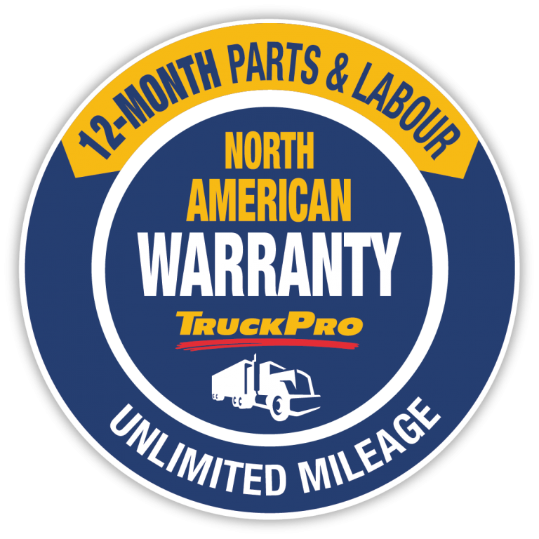You are now covered everywhere across North America with TruckPro!