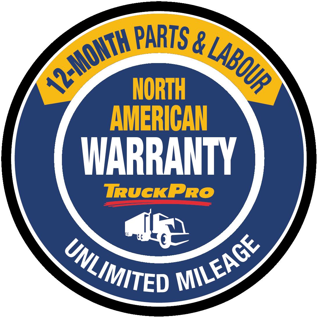 Logo Warranty EN